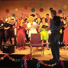 Lustig, froh und heiter - Faschingskonzert Haydnchor 2020