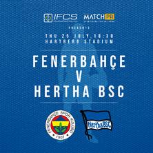 Fenerbahce Istanbul vs. Hertha BSC