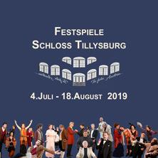 Festspiele Schloss Tillysburg 2019 - Da Jesus und seine Hawara