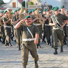 Frühjahrskonzert der Militärmusik Burgenland 2019