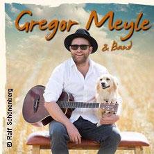 Gregor Meyle Eventim