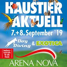 Haustier Aktuell & Exotika 2019 - Tageskarte Samstag