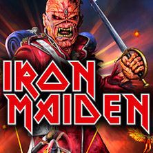 Iron Maiden in WIENER NEUSTADT, 16.06.2021 - Tickets -