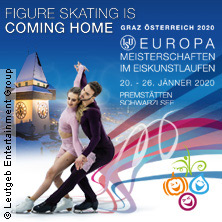 ISU European Figure Skating Championship - Day Ticket Wednesday