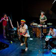 KENEBONDA. earthsound percussion