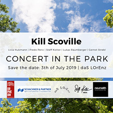 Kill Scoville - Concert In The Park