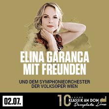 Klassik am Dom 2020 - Elina Garanca