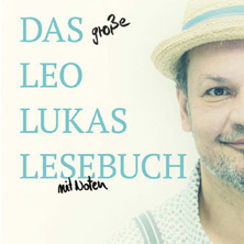 Leo Lukas liest und singt