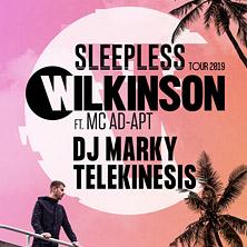 Mainframe Recordings Live - Wilkinson / DJ Marky / Telekinesis