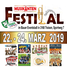 Musikanten Festival 2019 - Vlado Kumpan & seine Musikanten - live