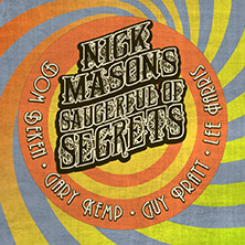 Nick Mason's Saucerful of Secrets in Wien, 24.06.2021 - Tickets -
