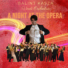 Balint Kasza und sein Verdi Orchester - Night at the Opera