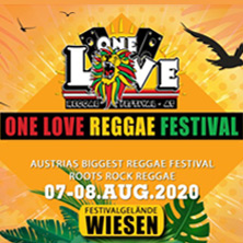 ONE LOVE FESTIVAL 2020 - Festivalpass