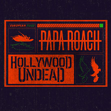 Papa Roach x Hollywood Undead in Wien, 25.02.2020 - Tickets -