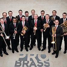 Pro Brass - Eröffnungskonzert des Bezirksmusikfestes 2021