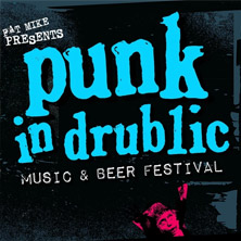 Punk in Drublic - Zelthotel