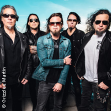 Queensryche in Dornbirn, 05.12.2019 - Tickets -