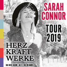 Sarah Connor in WIEN, 12.11.2019 - Tickets -
