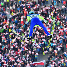 FIS Skiflug Weltcup KULM - Ski Austria Friends Sonntag