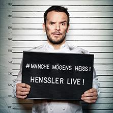 Steffen Henssler - #Manche Mögens Heiss!