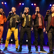 The Flying Pickets - Only Human - Tour 2021