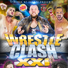 RoE Wrestling presents WrestleClash XXI