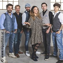 EVERYBODY WANTS TO ROCK´N´SOUL -  mit The Ridin' Dudes, Tini Kainrath und N!ddl