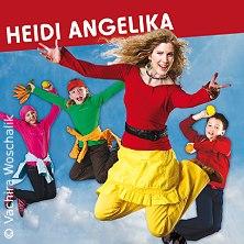 Musikalisches Kinderkabarett mit Heidi Angelika