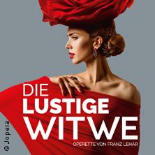 Die Lustige Witwe - Premiere
