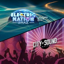 Kombiticket City of Sound & Kronehit Electric Nation