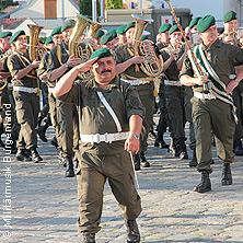 Frühjahrskonzert der Militärmusik Burgenland 2020