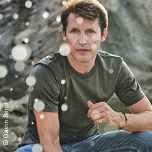James Blunt in Linz, 26.09.2020 -
