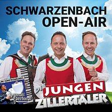 Die Jungen Zillertaler - Sommer Open Air 2021 Schwarzbach