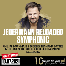 Klassik am Dom 2021 - Jedermann Reloaded Symphonic