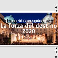 operklosterneuburg 2020 - La forza del destino