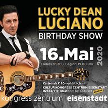 Lucky Dean Luciano Birthday Show