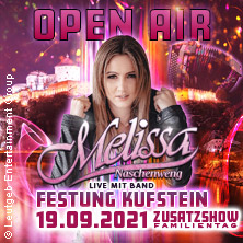 Melissa Naschenweng Open Air