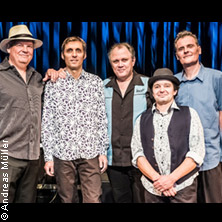 Judenburger Kulturprogramm 2021 - Mojo Blues Band - A Night with the Blues
