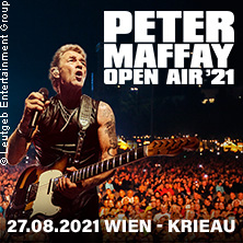 Peter Maffay & Band in WIEN, 27.08.2021 - Tickets -