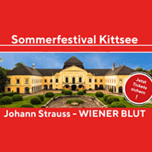 Wiener Blut - Sommerfestival Kittsee 2020 - Vienna Ticket Office
