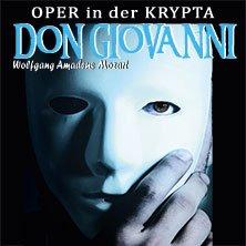 Tickets für Don Giovanni in WIEN am 27.05.2021 19:00 - Peterskirche WIEN