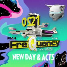 FM4 FREQUENCY 2021 - Festivalpass