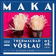 Pop up Dinner Maka Ramen