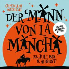 Der Mann von La Mancha - Musikfestival Steyr
