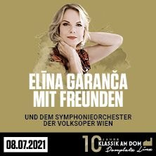 Klassik am Dom 2021 - Elina Garanca