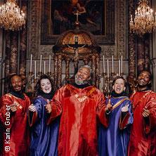 The International Gospel Society mit Big John