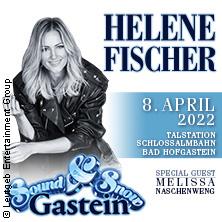 Helene Fischer Tour 2021 Köln