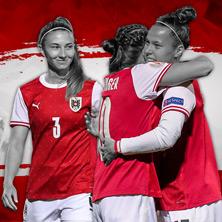 Österreich - Luxemburg - FIFA Women's World Cup 2023 - Qualifikation