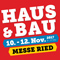 21. Haus & Bau Messe 10. – 12. November 2017