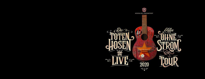 toten hosen tour 2020 deutschland